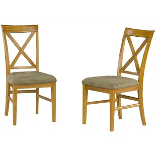 Bandit Solid Wood Dining Chair (Set of 2)