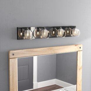 Blasa 4-Light Vanity Light ByTrent Austin Design