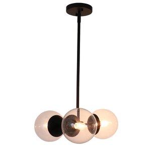 Winstead 3-Light Sputnik Chandelier
