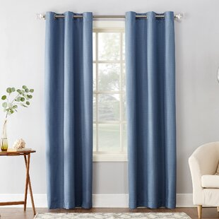 Blue Insulated Curtains Drapes Youll Love