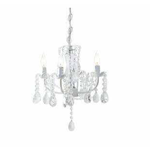CBK 4-Light Candle Style Chandelier