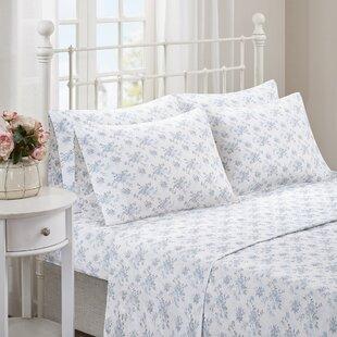 Albright 6 Piece Comfort Wash Cotton Sheet Set