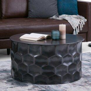 Batt Metal Coffee Table wi..