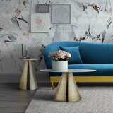 Caroline End Table by Everly Quinn