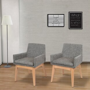 Perla Dining Chair (Set Of 2) by Corrigan Studio Read Reviews