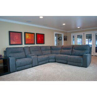 Shop Malpelo Reclining Sectional by Latitude Run