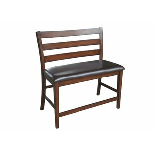 Whisenhunt 24 Ladder Back Bench