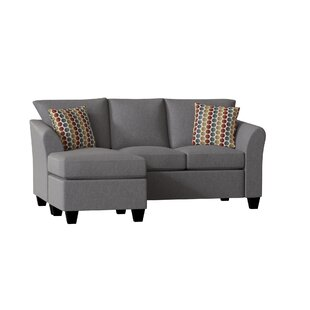 Shop Randy Reversible Sectional by Latitude Run