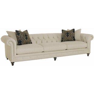 Bernhardt Riviera Chesterfield Sofa