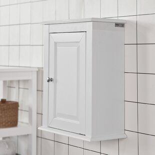 Kobbe 40 X 49cm Wall Mounted Bathroom Cabinet By Brambly Cottage