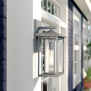 Breno Outdoor Wall Lantern By Birch Lane? Heritage