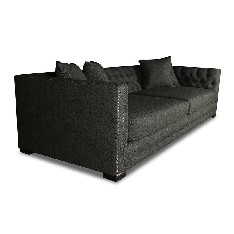 Estevez Plush Deep Sofa