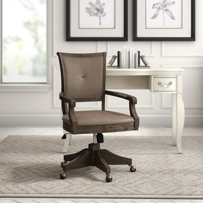 Altenburg Executive Chair Greyleigh Color: Weathered Charcoal