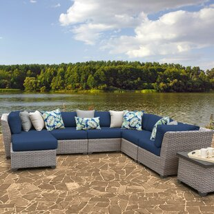 Florence 9 Piece Sectional Set With Cushions
