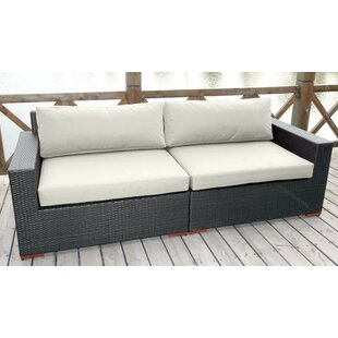 Bay Isle Home Scholtz Sofa with Cushions