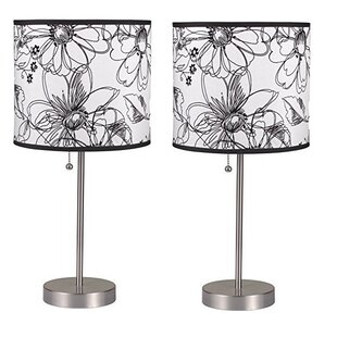 Daisha Pull 19 Table Lamp (Set of 2)