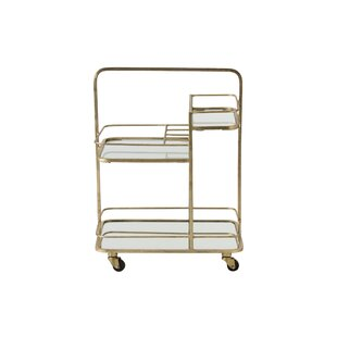Lachance Serving Cart By Bloomsbury Market
