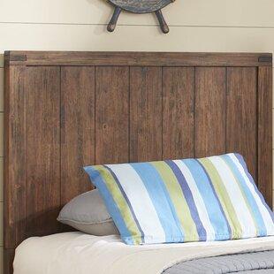 Harriet Bee Concetta Wood Panel Headboard