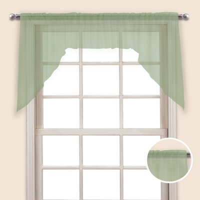 Andover Mills Decimus Kitchen Curtain