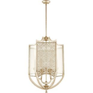 Silwell 6-Light Foyer Pendant by House of Hampton