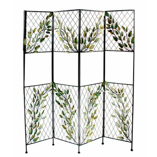 Messersmith Astonishing 4 Panel Room Divider by August Grove