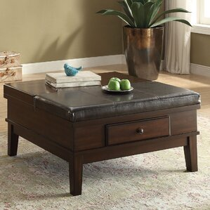 Orville Coffee Table with Lift Top by A&J Homes Studio