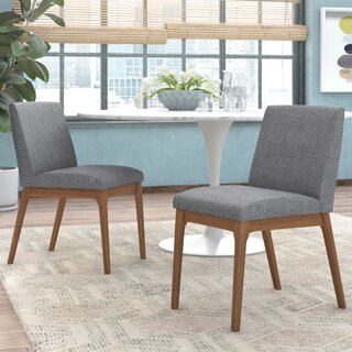 Alden Side Chair (Set of 2) by George Oliver SKU:CA662656 Price Compare