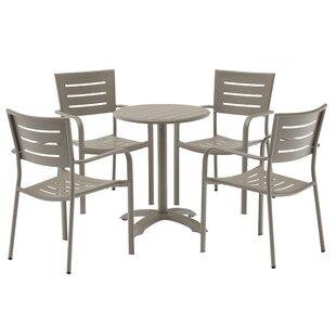 H&D Restaurant Supply, Inc. 5 Piece Dining Set