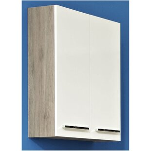 Rom 50 X 70cm Wall Mounted Cabinet By Quickset