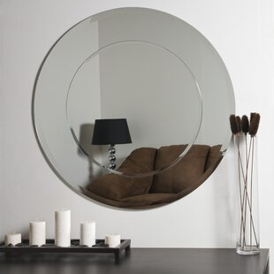 Comparison Sabin Wall Mirror By Wrought Studio