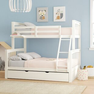 Look for Granville Twin over Full Bunk with Trundle by Viv + Rae Reviews (2019) & Buyer's Guide