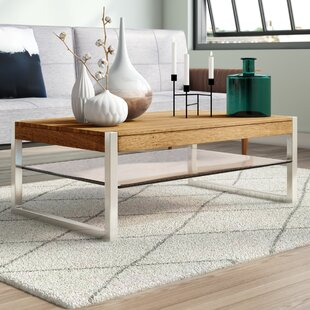 Leopold Coffee Table With Storage By Metro Lane