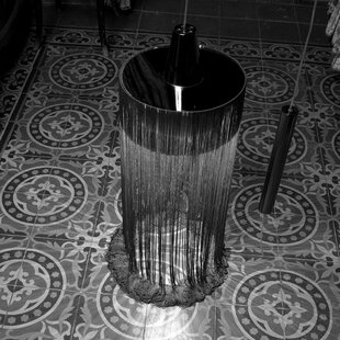 ZANEEN design 1-Light Cylinder Pendant
