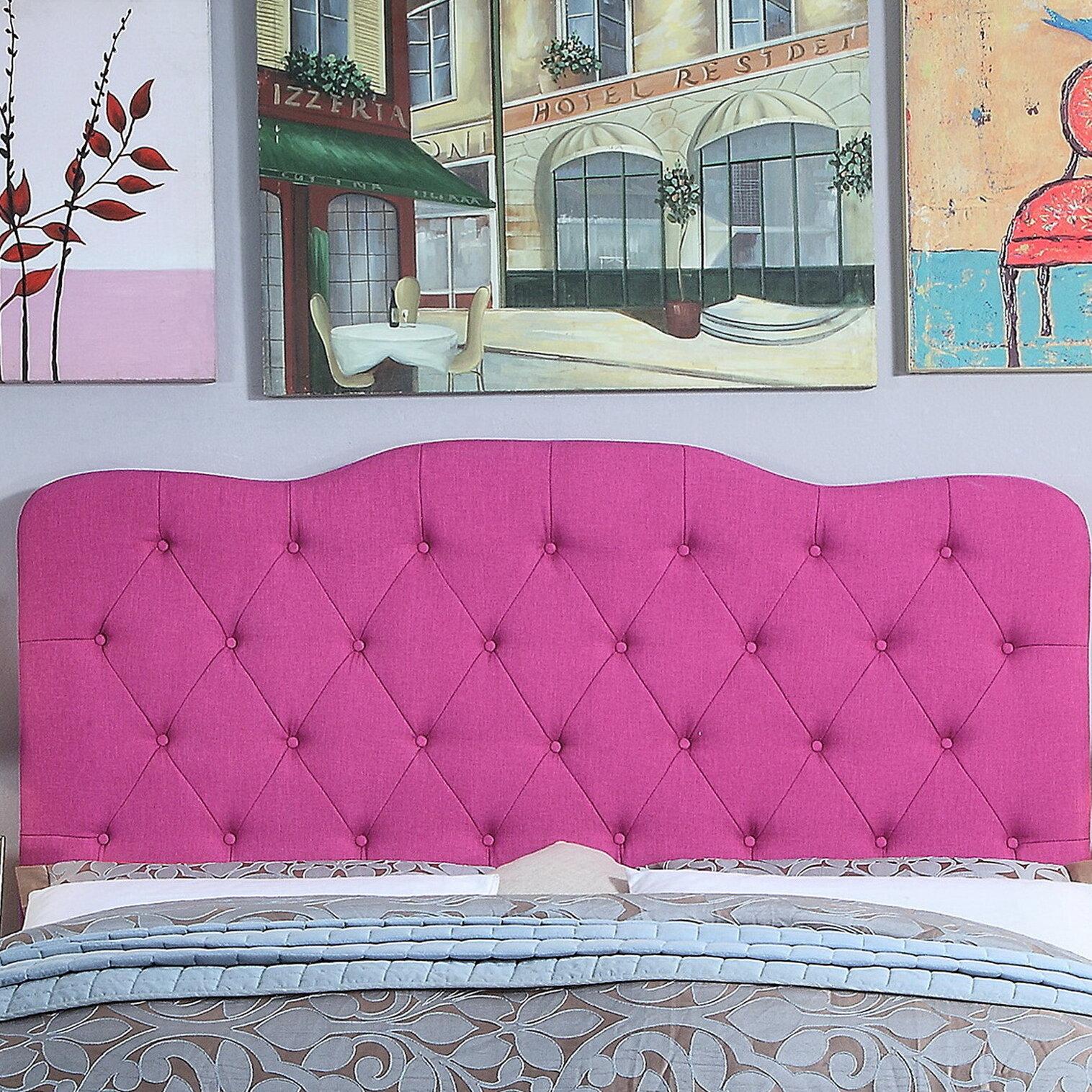 Pink Headboards You Ll Love In 2021 Wayfair