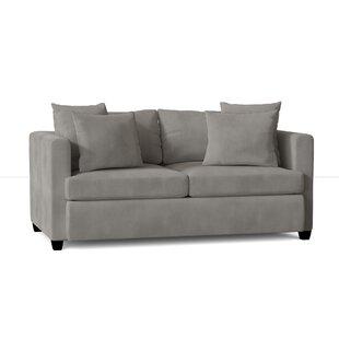72 Square Arm Sofa