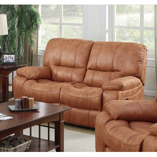 Living In Style Orleans Reclining Loveseat
