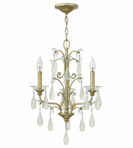 Rosdorf Park Bartholdi 3 Light Candle Style Classic Traditional Chandelier With Crystal Accents Wayfair