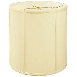 Regal 15″ Silk/Shantung Drum Lamp Shade