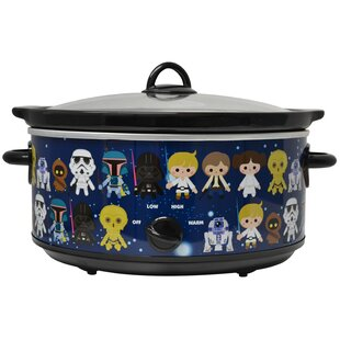 7 Qt. Star Wars Slow Cooker