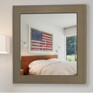 Inexpensive Walkersville Champagne Accent Mirror ByGracie Oaks