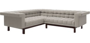 Shop George 91x 90 Corner Sectional Sofa by TrueModern