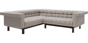 George 91x 90 Corner Sectional Sofa by TrueModern