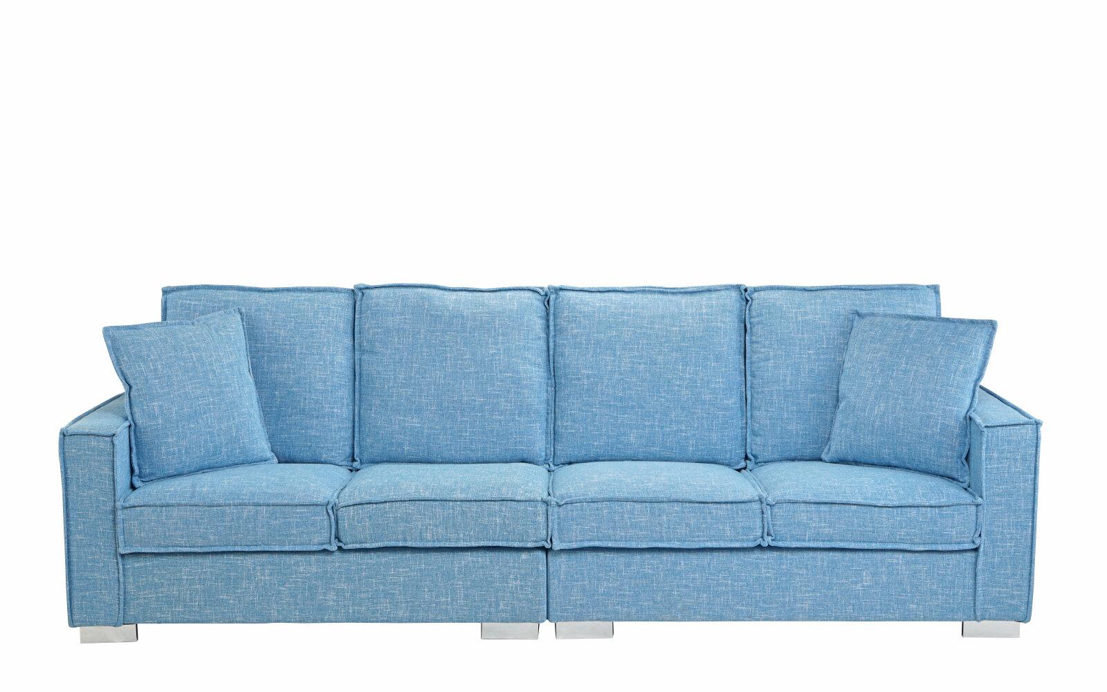 Orren Ellis Hubert Modern Low Frame Sofa | Wayfair