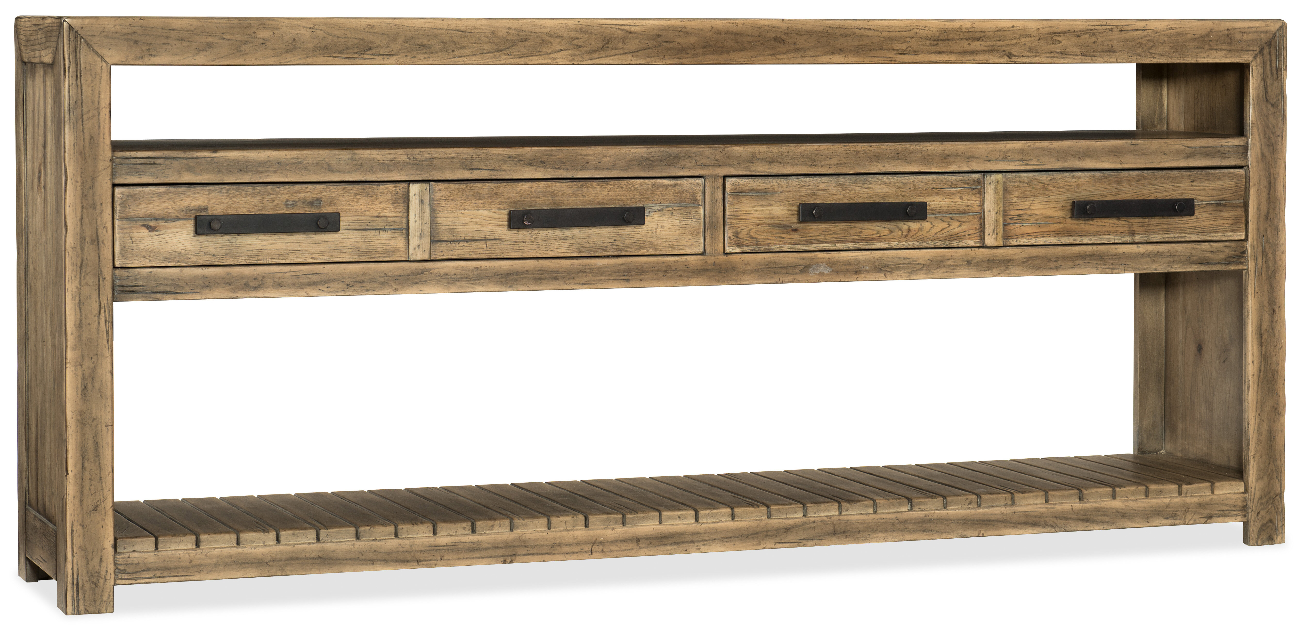 Hooker Furniture Roslyn County 84 Console Table Reviews Perigold