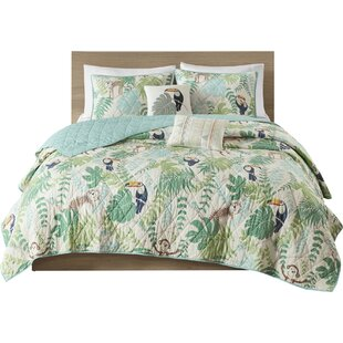 Hsu Printed Cotton Duvet Cover Set