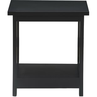 Great choice Bismarck End Table by Serta at Home