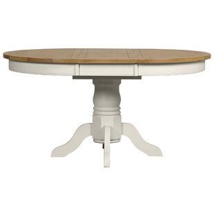 Padstow Pedestal Extendable Dining Table by Hazelwood Home