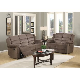 Fallon Reclining 2 Piece Living Room Set (Set Of 2) by Red Barrel Studio Amazing