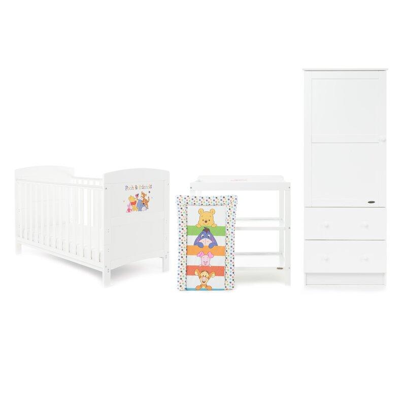 Babyzimmer Winnie Puuh
