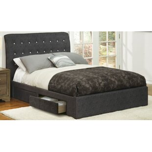 Latitude Run Jaydin Upholstered Platform Bed